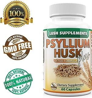 Best bentonite psyllium husk cleanse Reviews