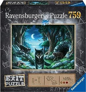 Ravensburger 15028 Exit 7: Wolf