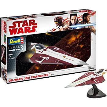 Jedi Starfighter Pocket Maquette Easy Kit 6731 Revell