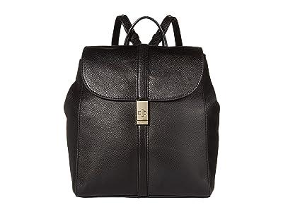 Brahmin Newbury Sadie Backpack (Black) Backpack Bags