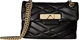 Leather Mini Mayfair Crossbody