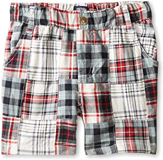 Little Traveler The Kids Patchwork Sailing Shorts