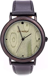 Ovi Watch - Reloj Madera - Simple y elegante para los que aprecian los productos naturales y hechos a mano