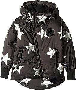 Silver Star Down Jacket (Infant/Toddler/Little Kids)