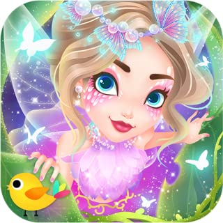 Fairy Princess Fashion Design