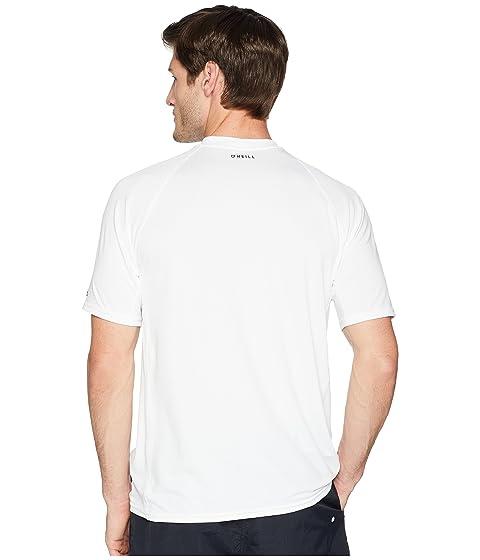 O'Neill manga 7 corta sol Traveler de de camisa 24 blanca 6T6BrqOZ