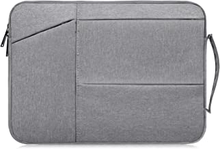 10.1-11 inch Tablet Sleeve Case Fit for Samsung Galaxy Tab A 10.5, Galaxy Book 10.6, Surface Go, iPad Pro 11, Lenovo Tab 10 / Tab 4 10, Dragon Touch X10, Fusion5, Chuwi Hi10 Plus/HiBook Pro (Grey)