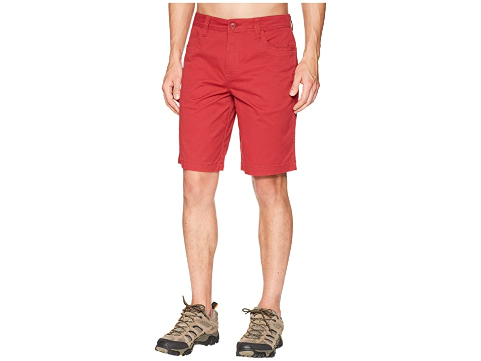Toad&Co Mission Ridge Short (Brick Red) Men