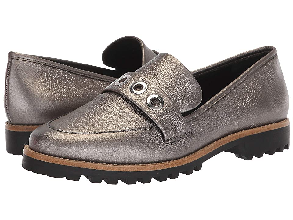 Bernardo Ozzy Loafer (Gunmetal) Women