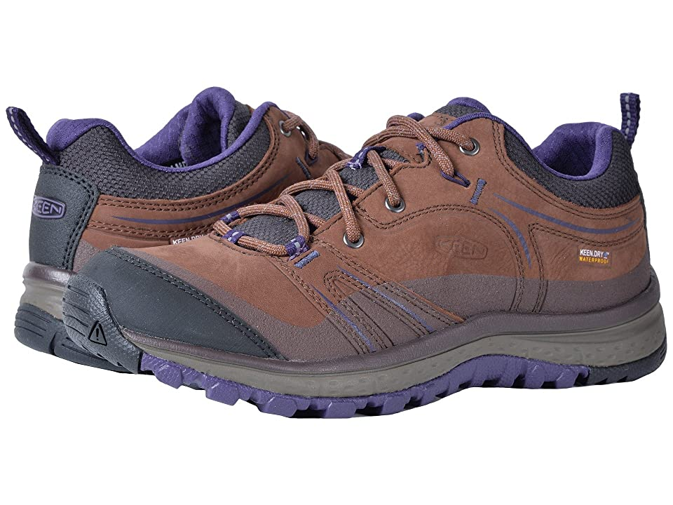 Keen Terradora Leather Waterproof (Scotch/Mulch) Women