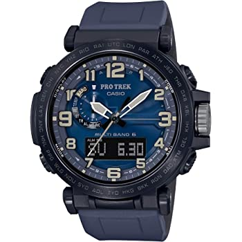 Casio PRO Trek PRW-6600Y-2JF Navy Blue Series Radio Solar Watch (Japan Domestic Genuine Products)