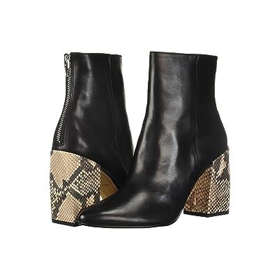 Dolce Vita Coby (Black Leather) Women
