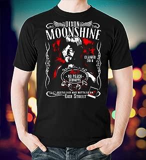 Dixon Moonshine The Walking Dead Daryl Dixon T Shirt Long Sleeve Sweatshirt Hoodie Youth