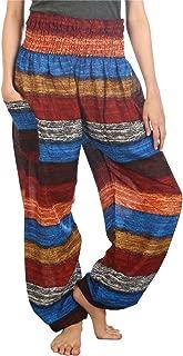 Harem Pants for Women S-4XL Plus Hippie Yoga Floral Boho...