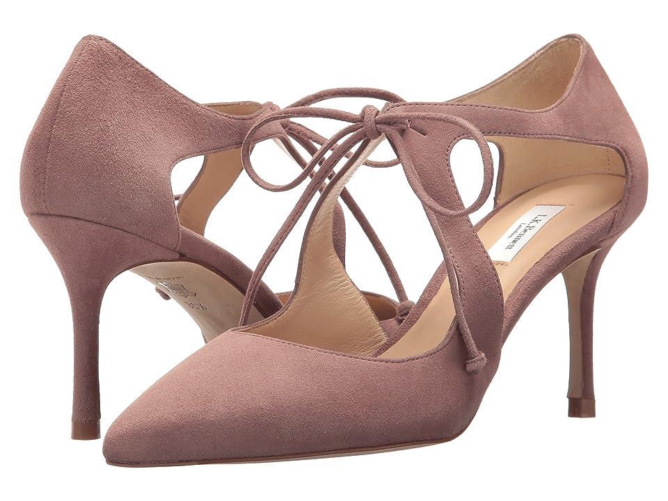 L.K. Bennett Hyelin (Cloud Pink Suede) High Heels