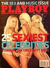 Playboy Magazine - March 2008 - The Girls Next Door