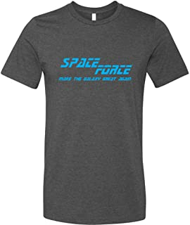 GunShowTees Men's Space Force Star TNG Shirt