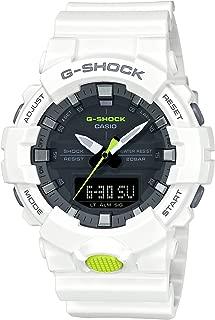 GA800SC-7A G Shock Super Illuminator Men's Watch White 54.1mm Resin
