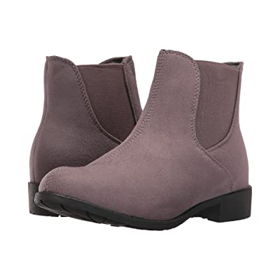 Propet Scout (Grey Velour) Women