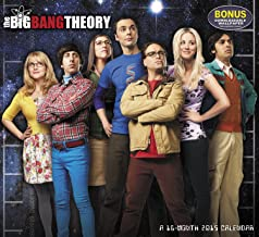 The Big Bang Theory Wall Calendar (2015)