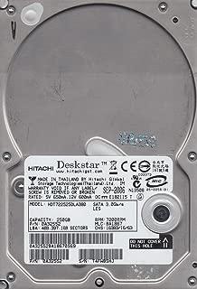 hdt722525dla380、PN 0a32552、MLC ba1867、Hitachi 250GB SATA 3.5ハードドライブ