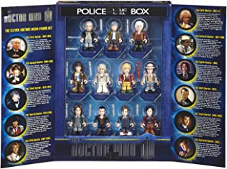 Underground Toys Doctor Who 50th Anniversary Eleven Doctors Mini-Figure Set