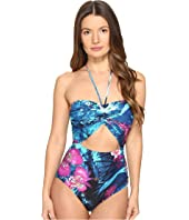 FUZZI - Cut Out Maillot