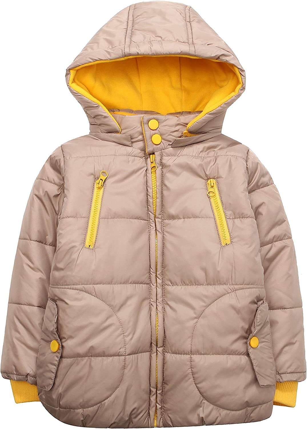 5% OFF Richie House Little Boys' Padding Detachable 35% OFF with Jacket Hood