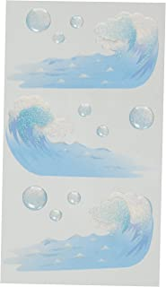 Jolees Boutique Vellum Layered Dimensional Stickers, Waves