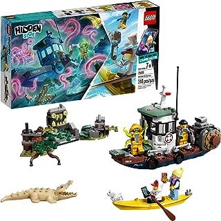 LEGO Hidden Side Wrecked Shrimp Boat 70419 Building Kit,...