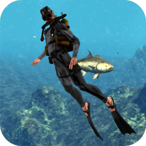 Fish Hunting Adventure - Underwater Fishing 3D