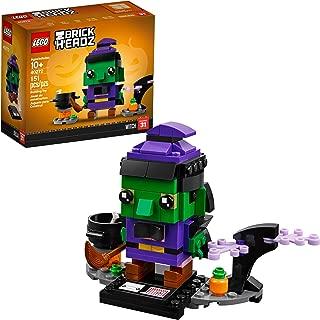 LEGO BrickHeadz Halloween Witch 40272 Building Kit (151...