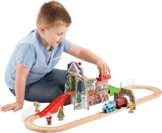 Fisher-Price Thomas & Friends Wooden Railway, Santa's Workshop Express