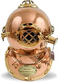 Best copper diving helmet Reviews