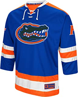 Colosseum NCAA Mens Athletic Machine Hockey Sweater Jersey