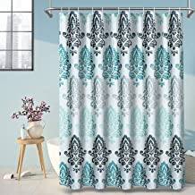 Haundry Shower Curtain Set Bathroom Decor Fabric Fall Curtains Waterproof Colorful Funny with Standard Size 71'' x 71'' (G...