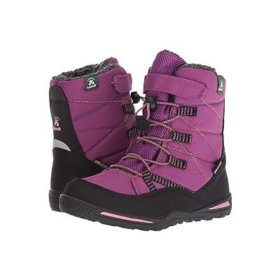 Kamik Kids Jace (Little Kid/Big Kid) (Grape) Girls Shoes