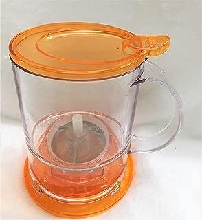 Teavana Perfectea Maker Infuser/Orange 16 oz