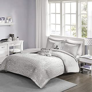 Best silver shimmer bedding Reviews