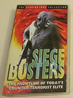 SiegeBusters - The Frontline of Today's Counter-Terrorist Elite