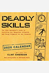 Deadly Skills 2020 Wall Calendar Calendar
