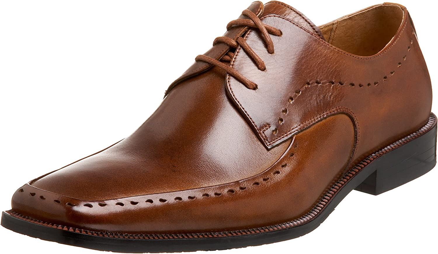 Stacy Adams Men's Donnelly Moc Toe Oxford