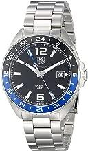 TAG Heuer Men's WAZ211A.BA0875 Analog Display Swiss Automatic Silver Watch