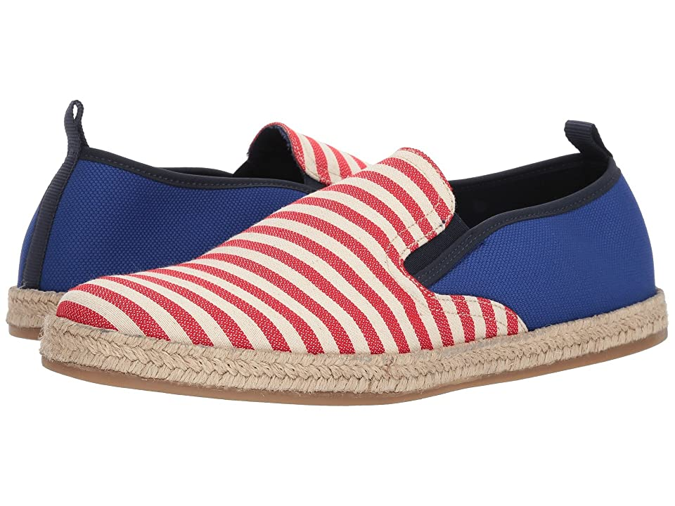 PARC City Boot Pier Espadrille (Red Stripe) Men