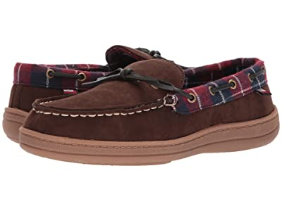 Ben Sherman Matt Moccasin (Brown Plaid) Men