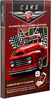 Cars 4D+ Augmented Reality Flash Cards