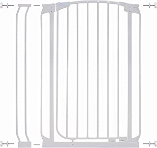 """Best Dreambaby Chelsea Extra Tall Auto Close Security Gate w/ 3.5"""" Extension Review"""