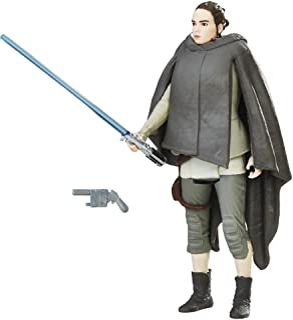 Star Wars Rey Island Journey Force Link Figure