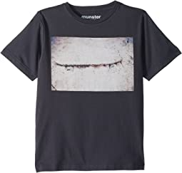 Munster Kids - Surf Skate Tee (Toddler/Little Kids/Big Kids)