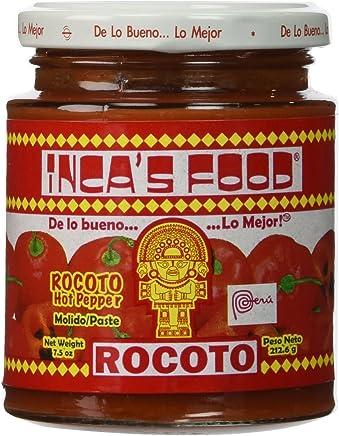 Incas Food Aji Rocoto Molido (7.5 ...
